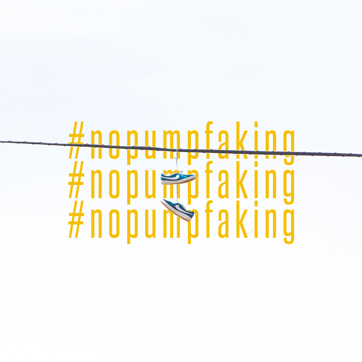 Free Download: #Nopumpfaking Wallpaper